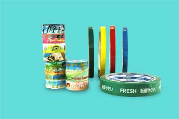 Stationery Tape Buah
